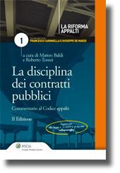 La disciplina dei contratti pubblici