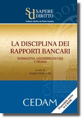 La disciplina dei rapporti bancari