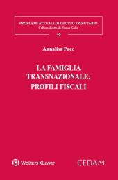 La famiglia transnazionale: profili fiscali