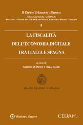 La fiscalita' dell'economia digitale tra Italia e Spagna