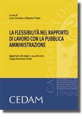 La flessibilità nel rapporto di lavoro con la pubblica amministrazione