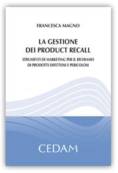 La gestione dei product recall