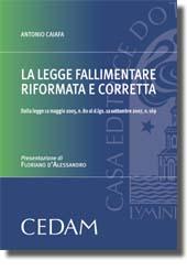La legge fallimentare riformata e corretta