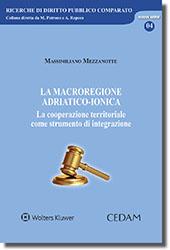 La macroregione adriatico - ionica