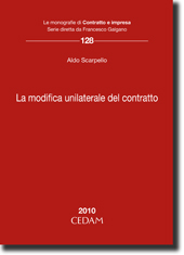La modifica unilaterale del contratto