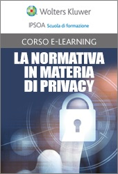 La normativa in materia di privacy