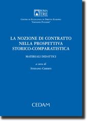 La nozione di contratto nella prospettiva storico-comparatistica
