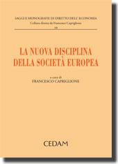 La nuova disciplina della società europea