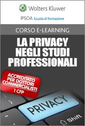 La privacy negli studi professionali