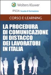 La procedura di comunicazione di distacco dei lavoratori in Italia.