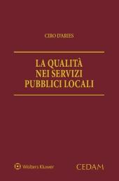 La qualità nei servizi pubblici locali