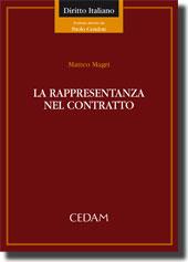 La rappresentanza del contratto