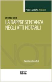 La rappresentanza negli atti notarili
