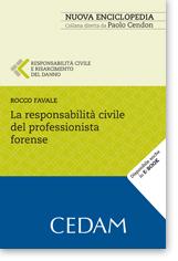 La responsabilità civile del professionista forense