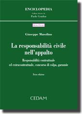 La responsabilità civile nell'appalto