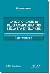 La responsabilita' degli amministratori nella spa e nella Srl