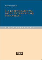 La responsabilità degli intermediari finanziari per la violazione degli obblighi previsti nel Testo Unico della Finanza