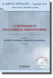 La responsabilità della pubblica amministrazione
