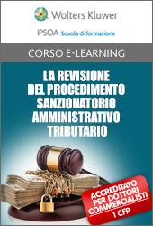 La revisione del procedimento sanzionatorio amministrativo tributario