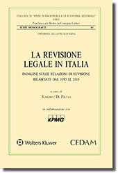La revisione legale in Italia