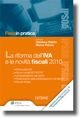 La riforma dell'IVA e le novità fiscali 2010