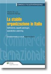 La stabile organizzazione in Italia