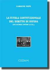 La tutela costituzionale del diritto di difesa (nei giudizi contro la P.A.).