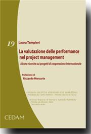 La valutazione delle performance nel project management