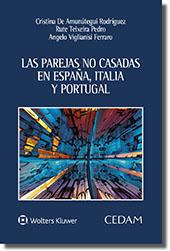 Las parejas no casadas en España, Italia y Portugal