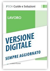 Lavoro - Libro Digitale sempre aggiornato