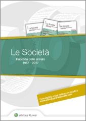 Le Società - Raccolta delle annate 1987-2015
