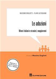 Le adozioni. Minori italiani e stranieri, maggiorenni