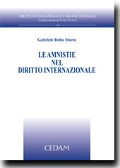Le amnistie nel diritto internazionale