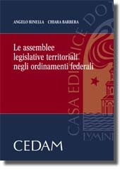 Le assemblee legislative territoriali negli ordinamenti federali