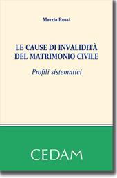 Le cause di invalidità del matrimonio civile