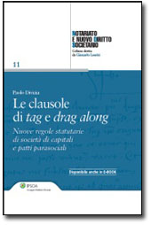 Le clausole di tag e drag along