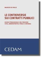 Le controversie sui contratti pubblici