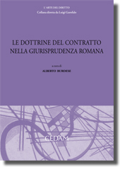 Le dottrine del contratto nella giurisprudenza romana