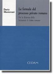 Le formule del processo privato romano