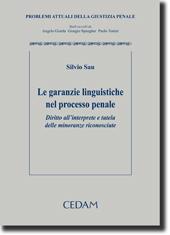 Le garanzie linguistiche nel processo penale