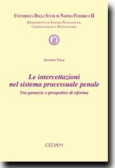 Le intercettazioni nel sistema processuale penale