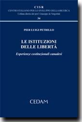 Le istituzioni delle liberta'