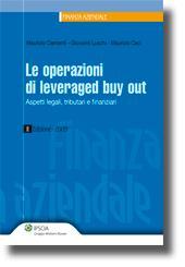 Le operazioni di leveraged buy out