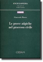 Le prove atipiche nel processo civile