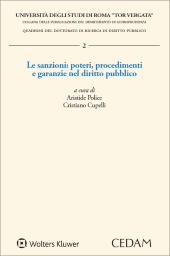 Le sanzioni: poteri, procedimenti e garanzie nel diritto pubblico