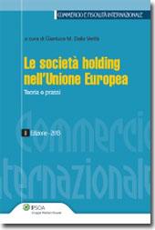 Le società holding nell'Unione Europea