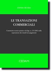 Le transazioni commerciali