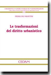 Le trasformazioni del diritto urbanistico