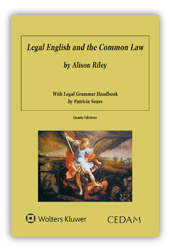 Legal English and the Common Law