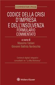 Legge Fallimentare - Formulario Commentato